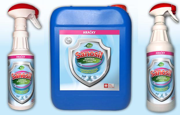 DETECTAIR - Dezinfekcia hračiek, gastro prevádzky proti vírusom, baktériám a plesni, 500g rozprašovač.